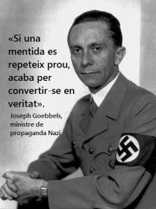 joseph-goebbels nazi frase